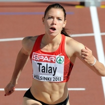 ATHLETICS-EURO-2012-100M HURDLES
